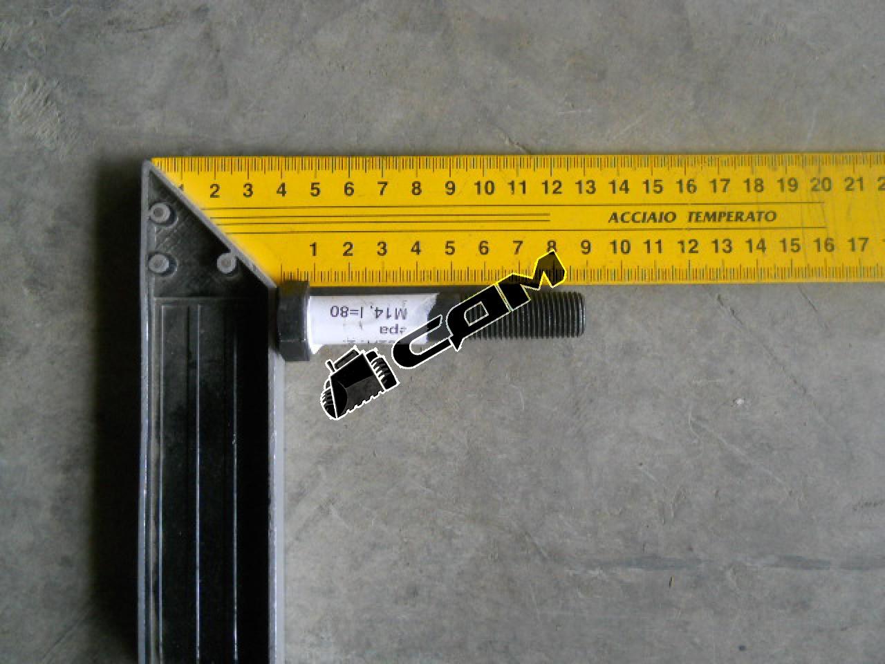 Болт М14х80 картера маховика  VG1500010062