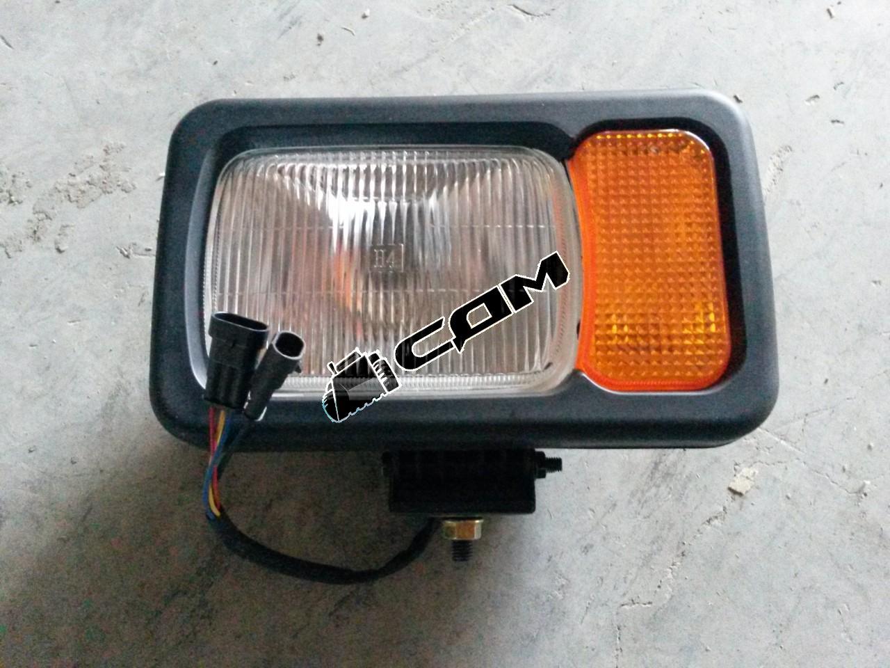 Блок-фара левая CDM835Е/856D LG833B.15I.10-01